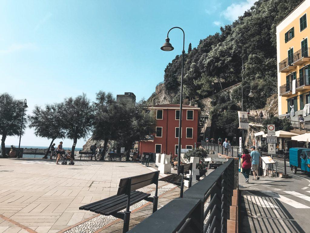 Dorf Monterosso al Mare